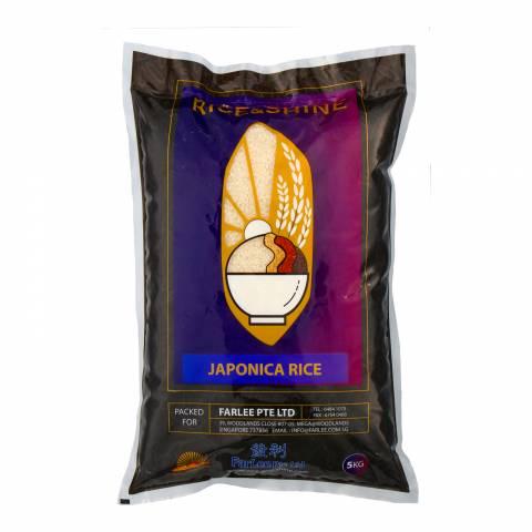 Japonica Rice 5KG