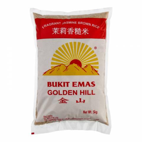 Golden Hill Brown Rice 5KG