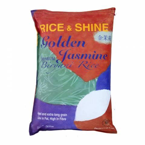 Golden Jasmine Basmati Rice 25KG