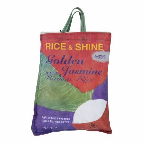 Golden Jasmine Basmati Rice 5KG
