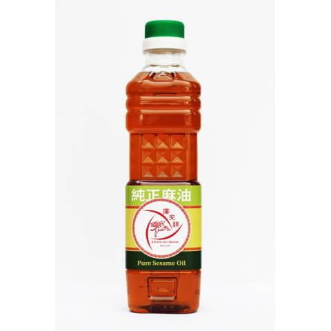 Kwong On Cheong Pure Sesame Oil 500ml