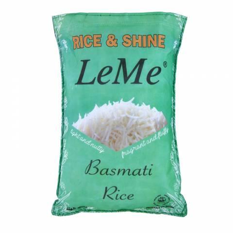 LeMe Basmati Rice