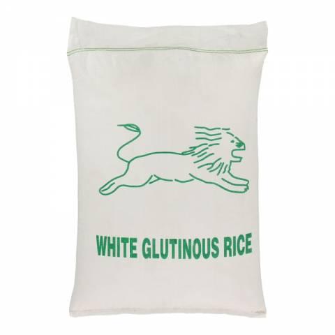 Lion White Glutinous Rice 25KG