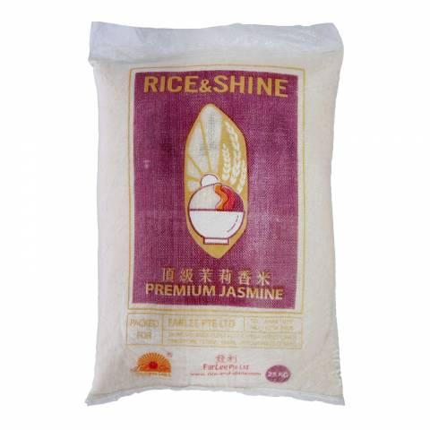 Premium Jasmine Rice 25KG