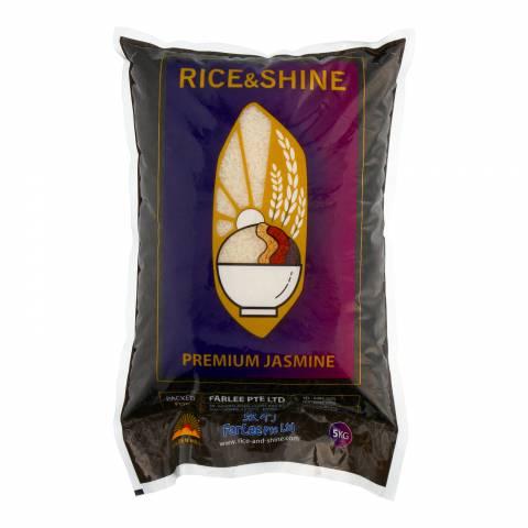 Premium Jasmine Rice 5KG