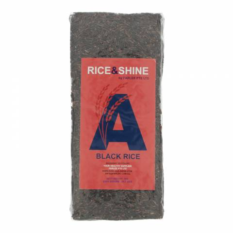 TASTY Black Rice 1KG