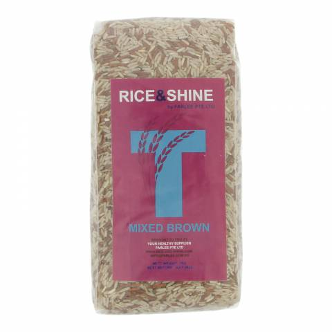 TASTY Mixed Brown Rice 1KG