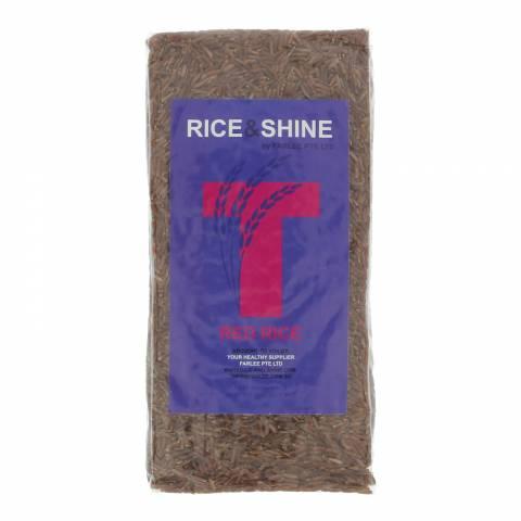TASTY Red Cargo Rice 1KG