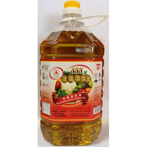 888 Healthier Blend Cooking Oil